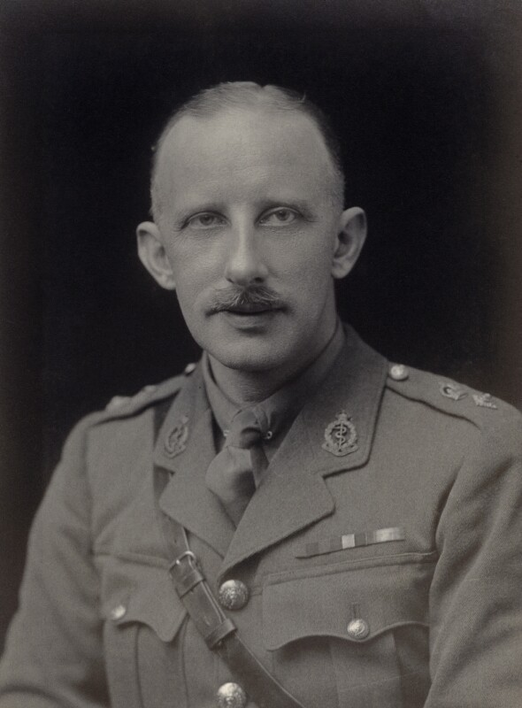 William John Patrick Adye-Curran, by Walter Stoneman, 1919 - NPG x166937 - © National Portrait Gallery, London