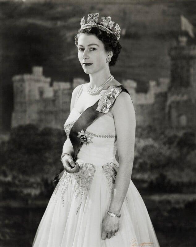 Alexandra Beaton Age NPG P1472; Queen Eliza...