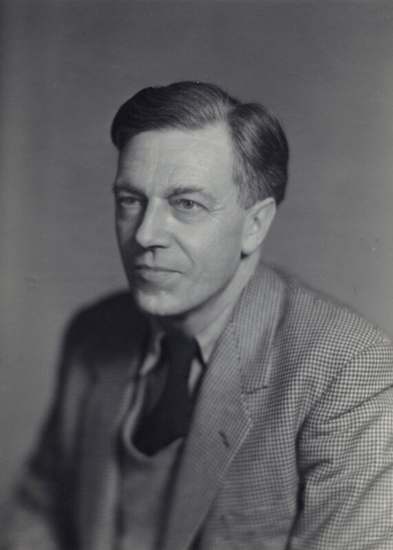 Cecil Day-Lewis, by Walter Stoneman, April 1957 - NPG x167045 - © National Portrait Gallery, London
