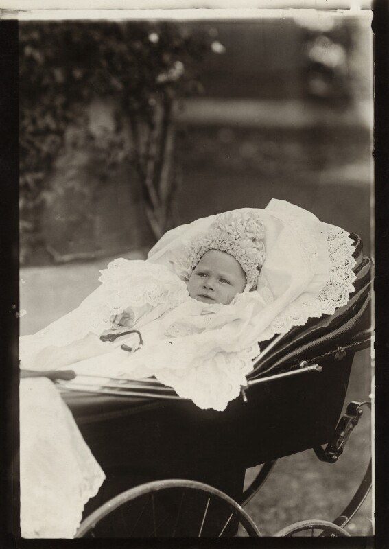 King George VI, by W. & D. Downey, 1896 - NPG x134716 - © National Portrait Gallery, London