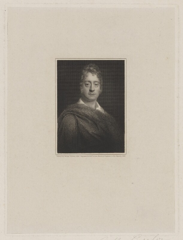 George Watson Taylor, by Edward Scriven, after  George Sanders (Saunders), 1828 (1808) - NPG D40838 - © National Portrait Gallery, London