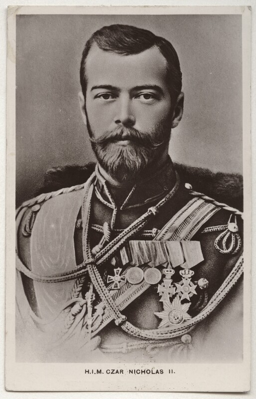 Nicholas II, Emperor of Russia, by Unknown photographer, 1900s-1910s - NPG x131646 - © National Portrait Gallery, London