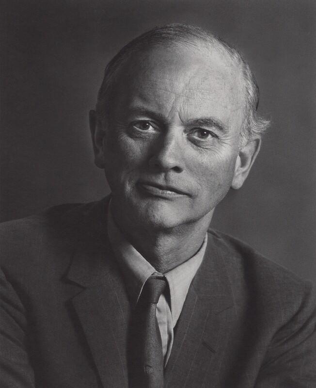 Joseph Cyril Bamford, by Leslie Smithers, November 1971 - NPG x134926 - © Leslie Smithers