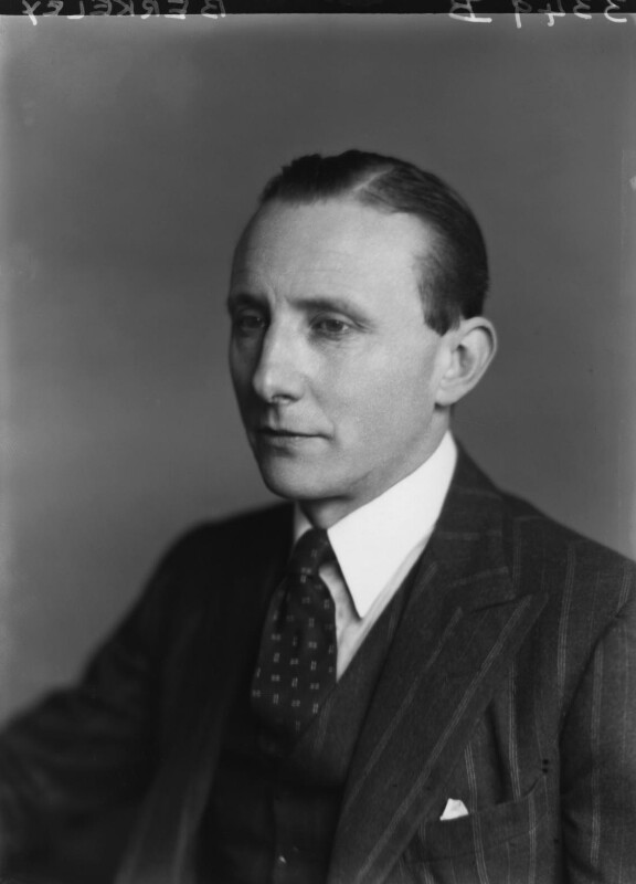 Sir Lennox Randal Francis Berkeley, by Walter Stoneman, January 1949 - NPG x167139 - © National Portrait Gallery, London