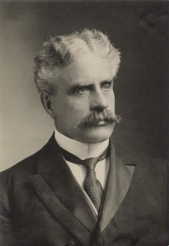 Sir Robert Laird Borden, by Frank Arthur Swaine, published 1911 - NPG x134964 - © National Portrait Gallery, London