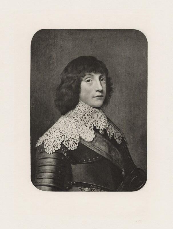 Called Frederick V, King of Bohemia and Elector Palatine, after Michiel Jansz. van Miereveldt, published 1902 - NPG D41909 - © National Portrait Gallery, London