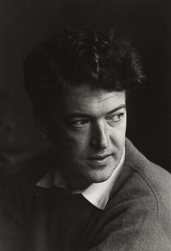 Kingsley Amis, by Rollie McKenna, 1957 - NPG P1666 - © Rosalie Thorne McKenna Foundation; Courtesy Center for Creative Photography, University of Arizona Foundation