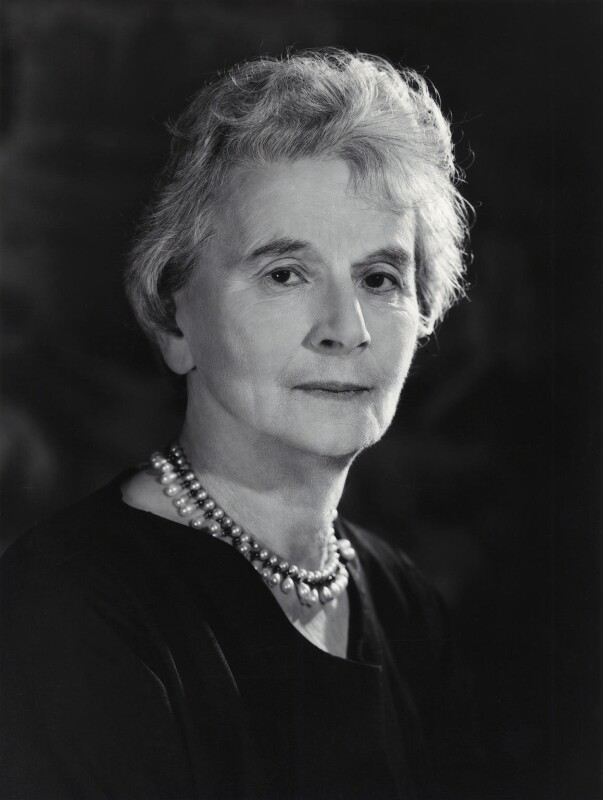 Marie Rambert, by Walter Bird, 1 February 1962 - NPG x167145 - © National Portrait Gallery, London
