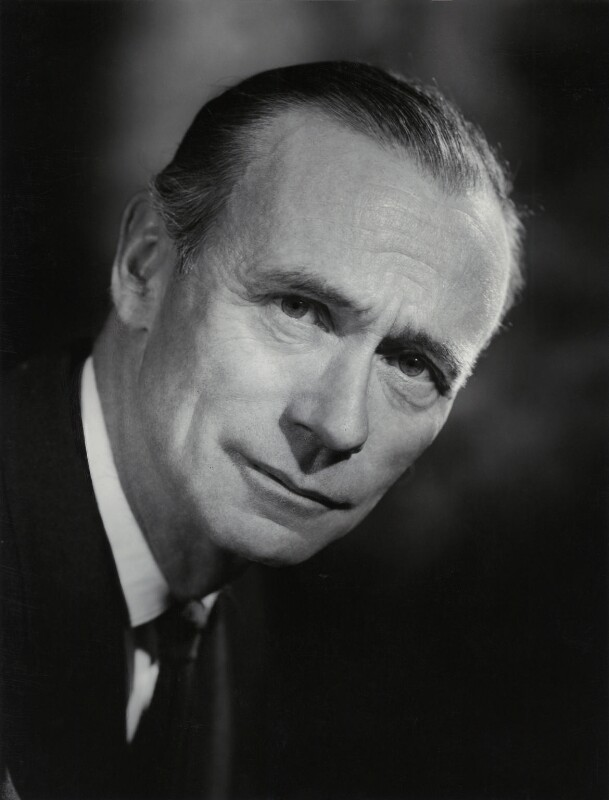 Sir William Menzies Coldstream, by Walter Bird, 17 May 1967 - NPG x167151 - © National Portrait Gallery, London