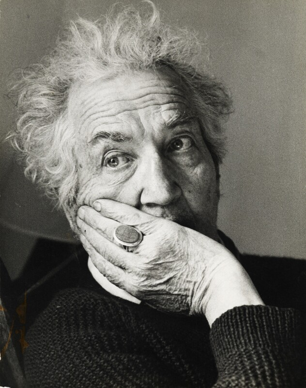 Robert Graves, by Rollie McKenna, 1969 - NPG P1670 - © Rosalie Thorne McKenna Foundation; Courtesy Center for Creative Photography, University of Arizona Foundation