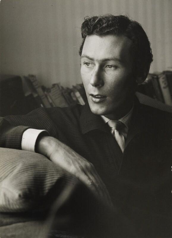 John Osborne, by Rollie McKenna, 1957 - NPG P1678 - © Rosalie Thorne McKenna Foundation; Courtesy Center for Creative Photography, University of Arizona Foundation