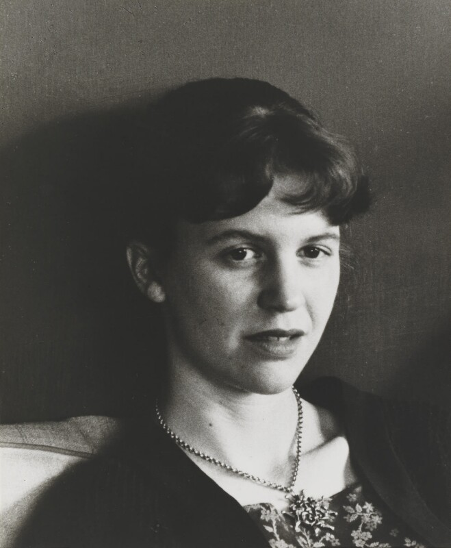Sylvia Plath, by Rollie McKenna, 1959 - NPG P1679 - © Rosalie Thorne McKenna Foundation; Courtesy Center for Creative Photography, University of Arizona Foundation