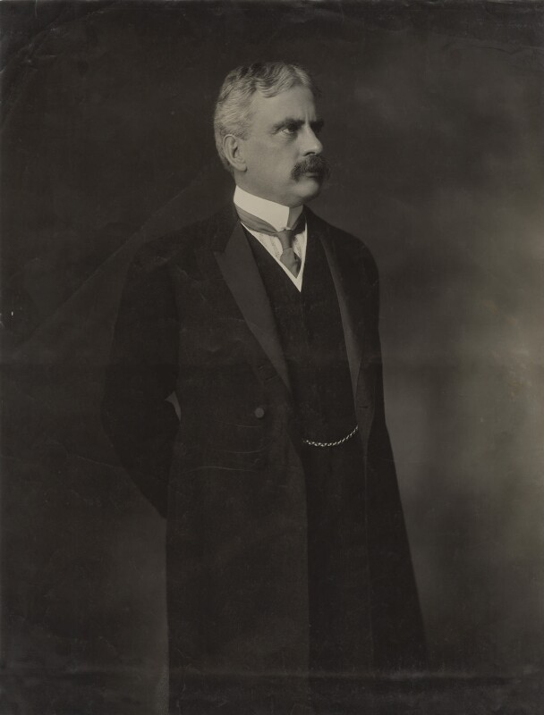 Sir Robert Laird Borden, by Frank Arthur Swaine, published 1912 - NPG x134969 - © National Portrait Gallery, London