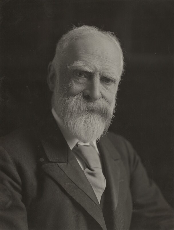 James Bryce, 1st Viscount Bryce, by Reginald Haines, published 1913 - NPG x134975 - © National Portrait Gallery, London