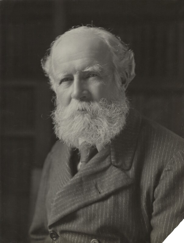 John Lubbock, 1st Baron Avebury, by Reginald Haines, published 1913 - NPG x134976 - © National Portrait Gallery, London