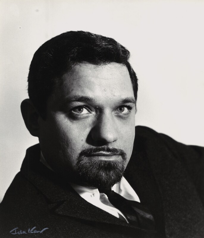 Pablo Armando Fernández, by Ida Kar, 1964 - NPG x135204 - © National Portrait Gallery, London