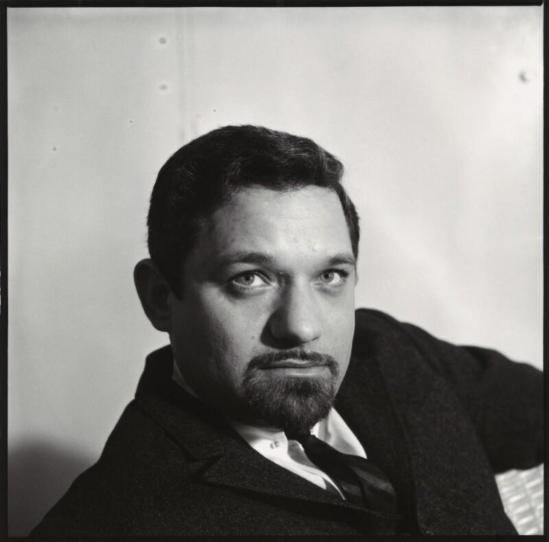 Pablo Armando Fernández, by Ida Kar, 1964 - NPG x135215 - © National Portrait Gallery, London