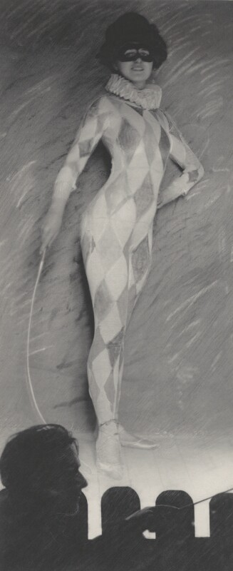 Concordia Merrel (Mary Phyllis Joan Morton (née Logan)); Cavendish Morton, by Cavendish Morton, circa 1909 - NPG x135351 - © National Portrait Gallery, London