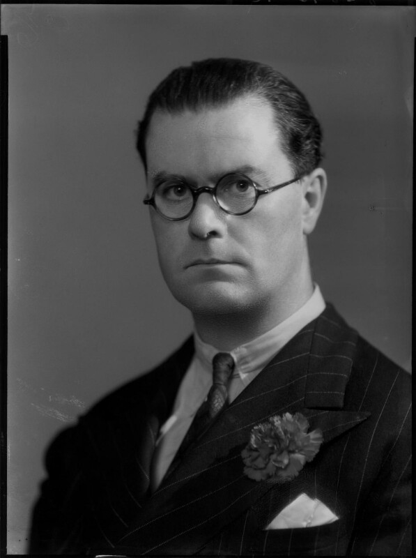 Archibald Gordon Macdonell, by Bassano Ltd, 30 May 1939 - NPG x156347 - © National Portrait Gallery, London
