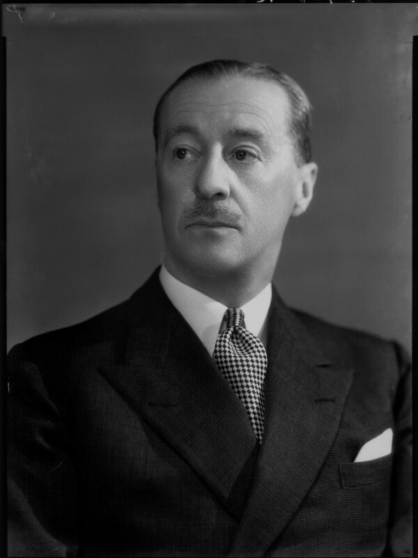Cyril Louis Norton Newall, 1st Baron Newall, by Bassano Ltd, 2 June 1939 - NPG x156362 - © National Portrait Gallery, London
