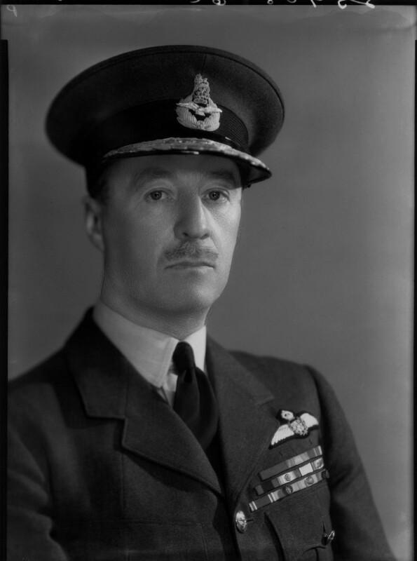 Cyril Louis Norton Newall, 1st Baron Newall, by Bassano Ltd, 2 June 1939 - NPG x156367 - © National Portrait Gallery, London