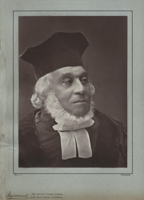 Nathan Marcus Adler, by Herbert Rose Barraud, published by  Eglington & Co, published 1889 - NPG x5148 - © National Portrait Gallery, London
