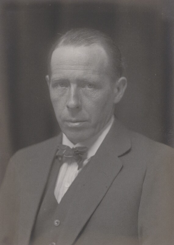 William Orpen, by Walter Stoneman, 1921 - NPG x167156 - © National Portrait Gallery, London