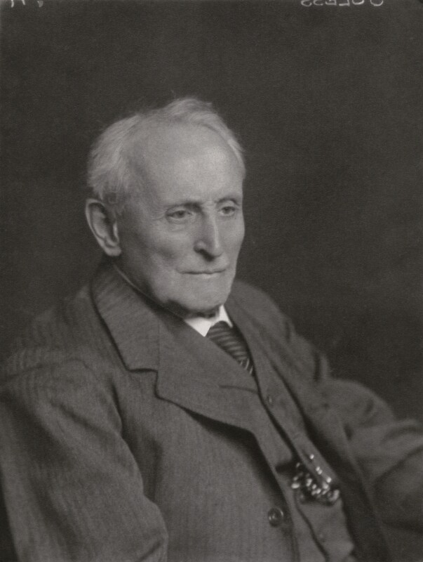 Walter William Ouless, by Walter Stoneman, 20 November 1933 - NPG x167157 - © National Portrait Gallery, London