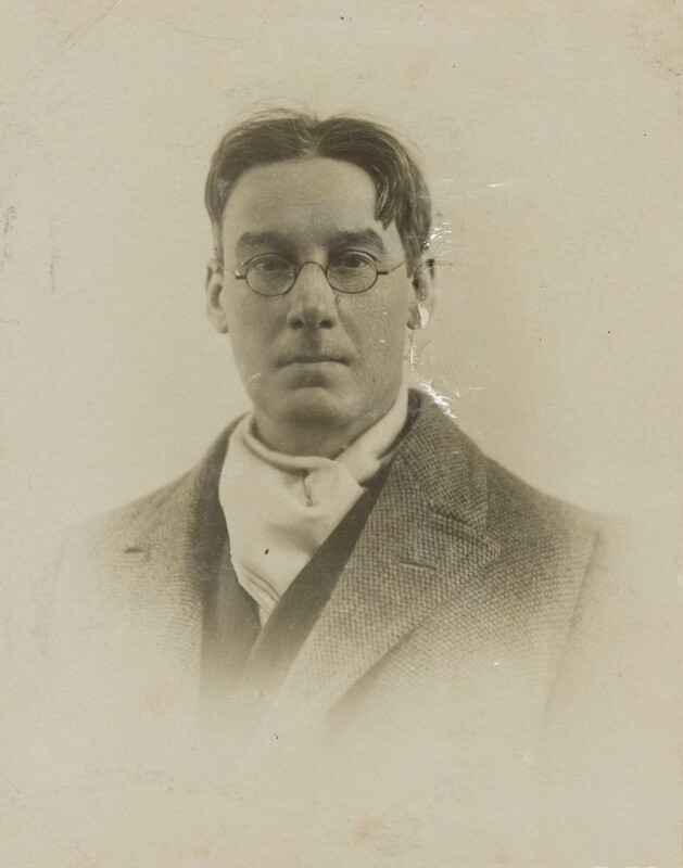 Oliver Strachey, by Unknown photographer, 1911 - NPG Ax160810 - © National Portrait Gallery, London