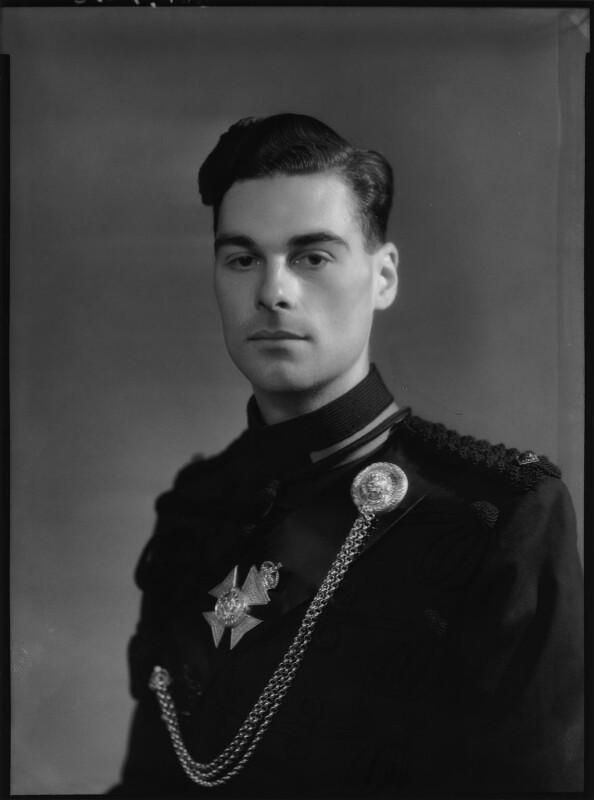 Thomas Gilbert Field-Fisher, by Bassano Ltd, 18 July 1939 - NPG x156489 - © National Portrait Gallery, London