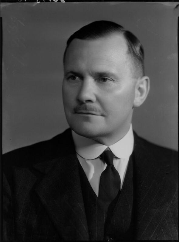 Bernard Cyril Freyberg, 1st Baron Freyberg, by Bassano Ltd, 27 July 1939 - NPG x156511 - © National Portrait Gallery, London