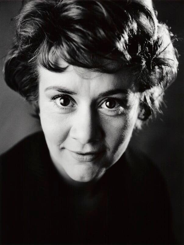 Joan Plowright, by Sandra Lousada, 1961 - NPG x135448 - © Sandra Lousada