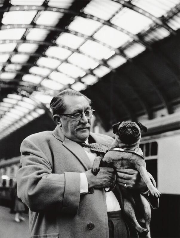 Gilbert Charles Harding, by Sandra Lousada, 1960 - NPG x135456 - © Sandra Lousada