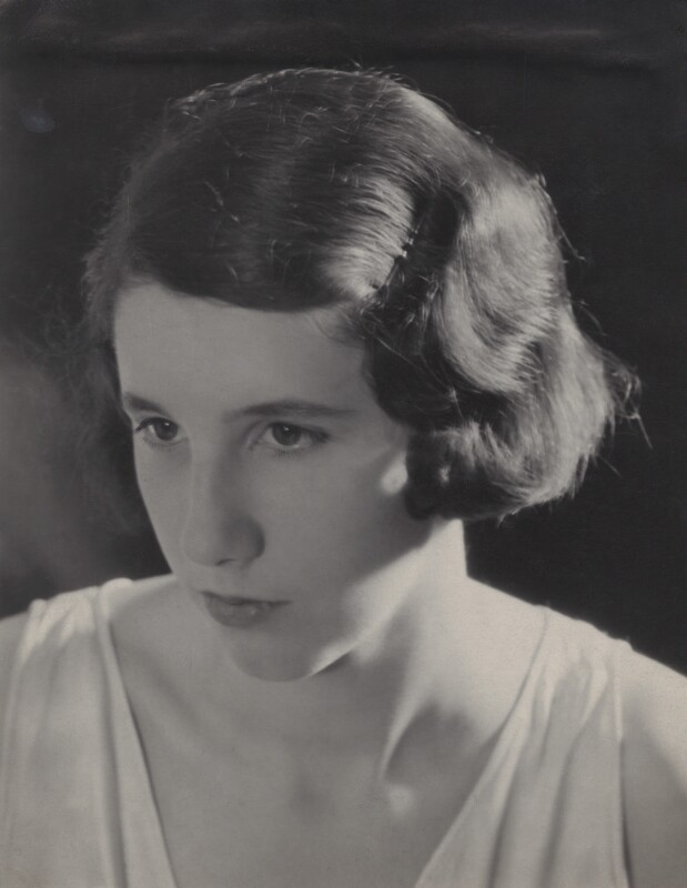 Barbara Strachey (Hultin, later Halpern), by Unknown photographer, 1931 - NPG Ax161048 - © National Portrait Gallery, London