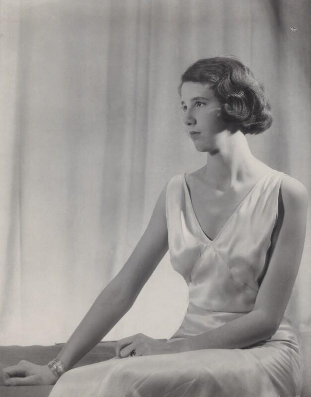 Barbara Strachey, by Unknown photographer, 1932 - NPG Ax161047 - © National Portrait Gallery, London