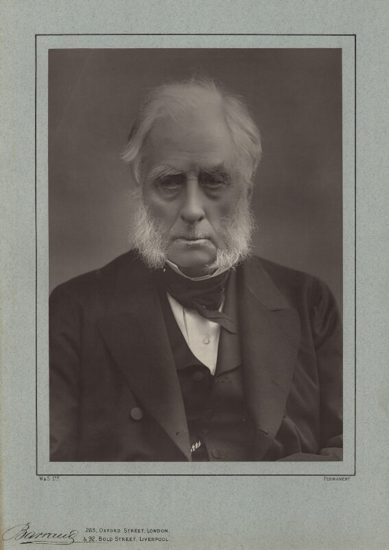 William Cavendish, 7th Duke of Devonshire, by Herbert Rose Barraud, published by  Eglington & Co, published 1889 - NPG x8028 - © National Portrait Gallery, London