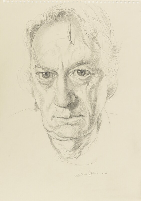 Michael Taylor, by Michael Taylor, 2011 - NPG 6934 - © National Portrait Gallery, London