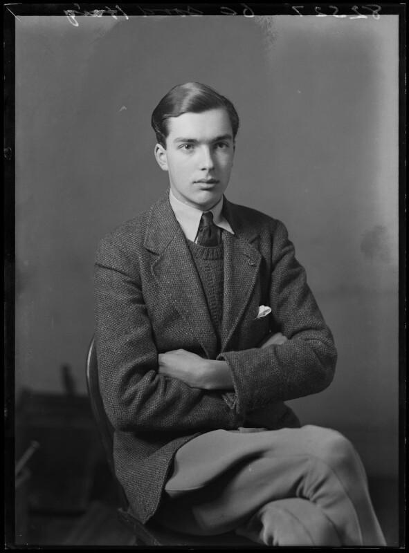 George Alexander Eugene Douglas Haig, 2nd Earl Haig, by Bassano Ltd, 6 March 1937 - NPG x156876 - © National Portrait Gallery, London