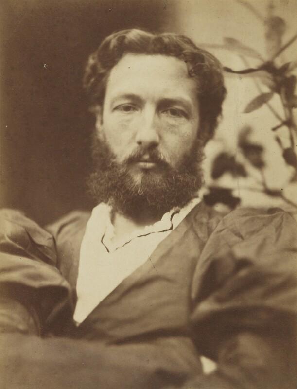 Frederic Leighton, Baron Leighton, by David Wilkie Wynfield, 1860s - NPG P93 - © National Portrait Gallery, London