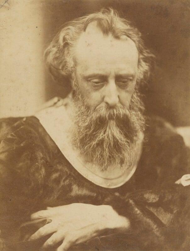 George Frederic Watts, by David Wilkie Wynfield, 1863 -NPG P96 - © National Portrait Gallery, London