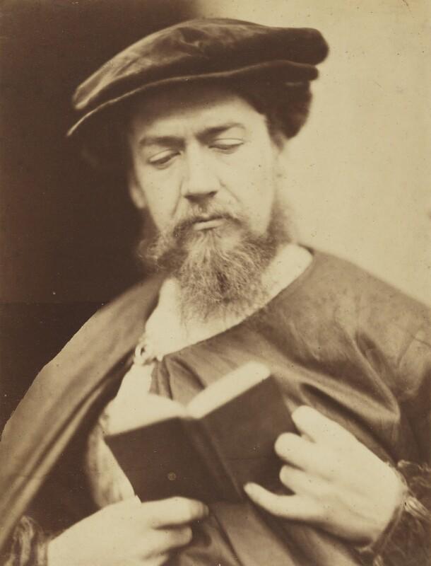 David Wilkie Wynfield, by David Wilkie Wynfield, 1860s - NPG P97 - © National Portrait Gallery, London