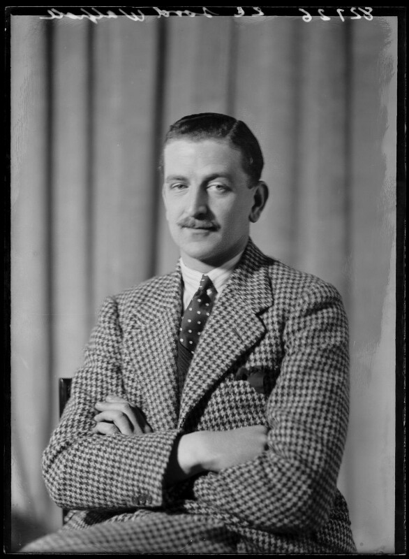 Robert Henry Montgomerie Walpole, 9th Baron Walpole, by Bassano Ltd, 19 April 1937 - NPG x156995 - © National Portrait Gallery, London