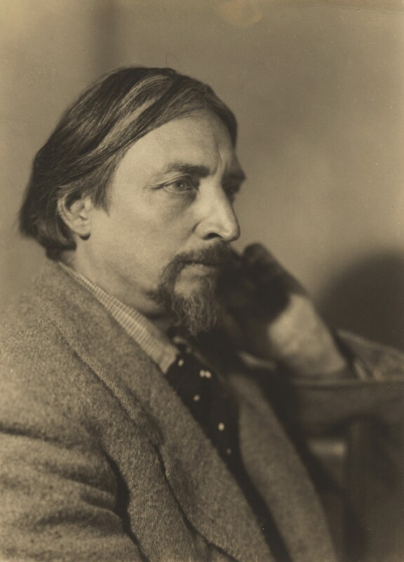 Unknown man, by Unknown photographer, late 1920s - NPG x135630 - © National Portrait Gallery, London