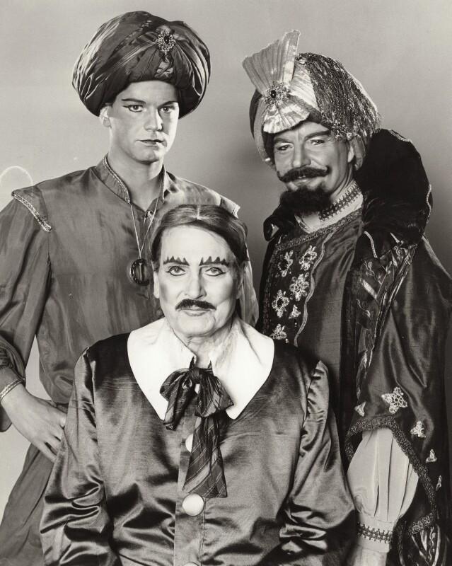 'Lost Empires', for Granada Television, 1986 - NPG x135723 -
