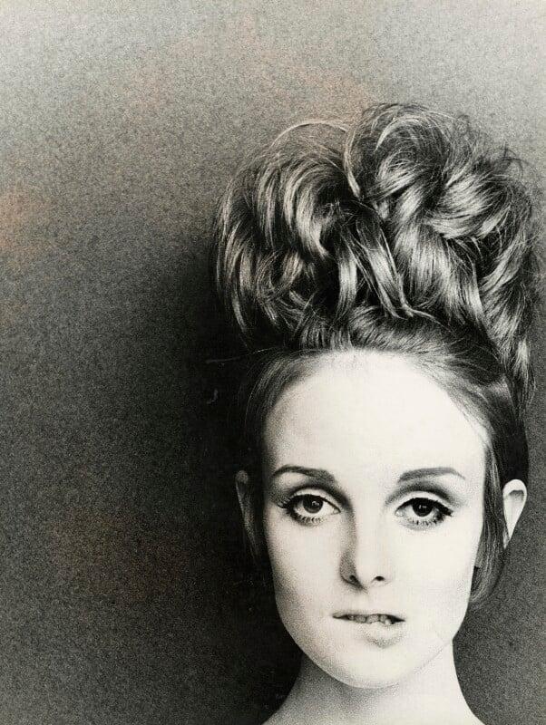 Grace Coddington, by Peter Akehurst, 1961 - NPG x135729 - © Peter Akehurst