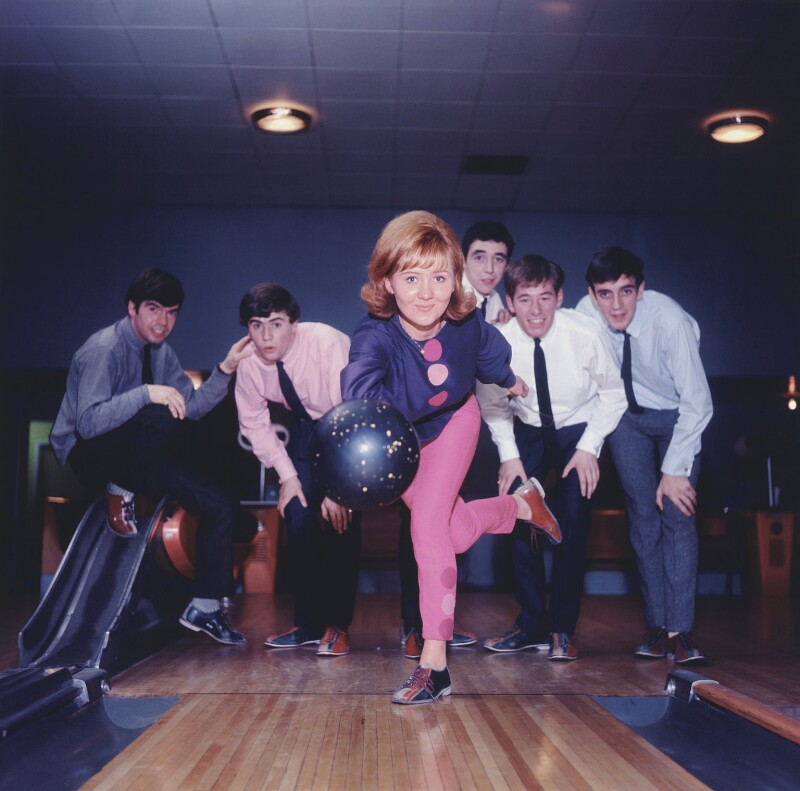 Lulu and The Luvvers, by Bill Orchard, 1964 - NPG x135737 -