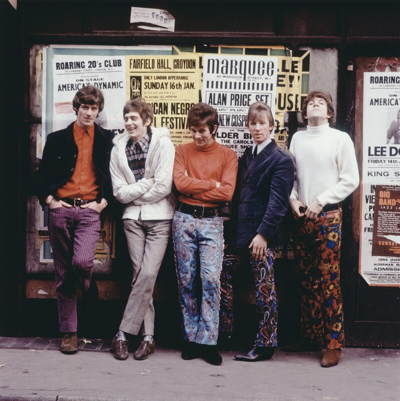 Dave Dee, Dozy, Beaky, Mick & Tich, by (Dezider) Dezo Hoffmann, 1966 - NPG x135746 - © Dezo Hoffman / Rex Features