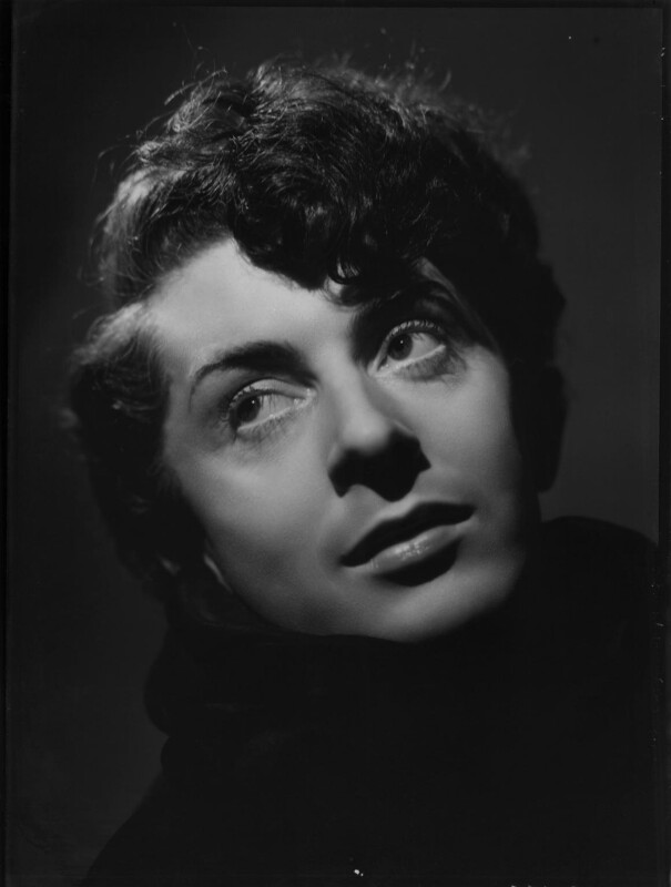 Quentin Crisp, by Angus McBean, 1941 - NPG x135800 - © estate of Angus McBean / National Portrait Gallery, London