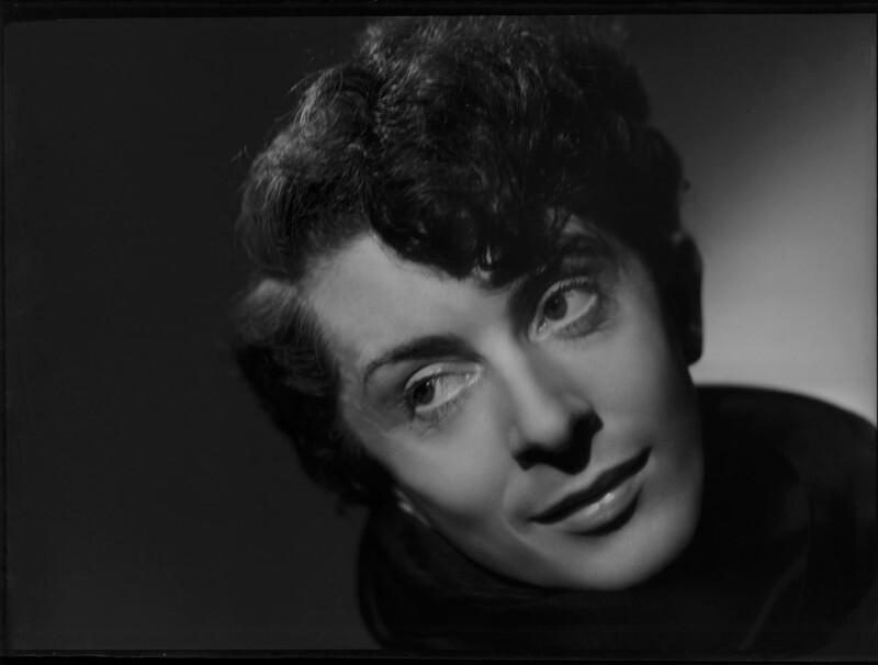 Quentin Crisp, by Angus McBean, 1941 - NPG x135802 - © estate of Angus McBean / National Portrait Gallery, London