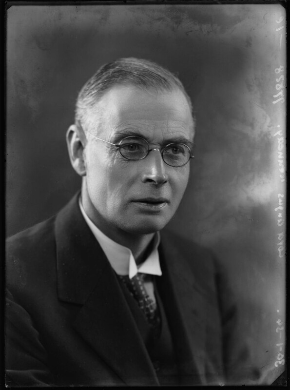 Angus Kennedy, 6th Marquess of Ailsa, by Bassano Ltd, 30 January 1934 - NPG x104842 - © National Portrait Gallery, London